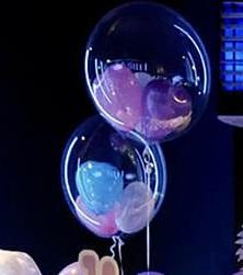 画像1: オプション ヘリウム入りバルーン (1)
